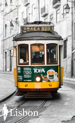 Lisbon Tourism Guide by The Perfect Tourist