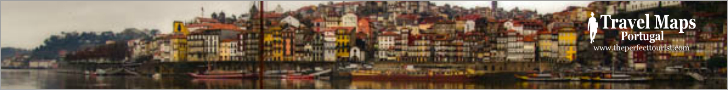 Portugal Travel Maps