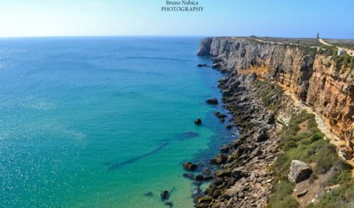 Sagres, in Vila do Bispo