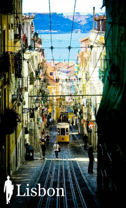 Lisbon by The Perfect Tourist