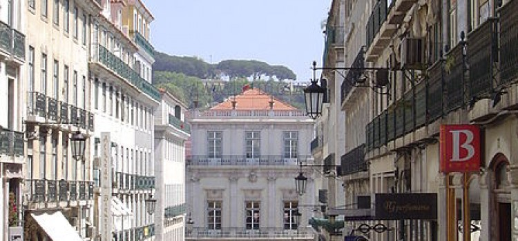 Chiado, Lisbon Shopping District