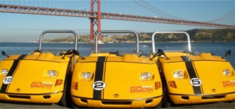 GPS-Guided GoCar Tours