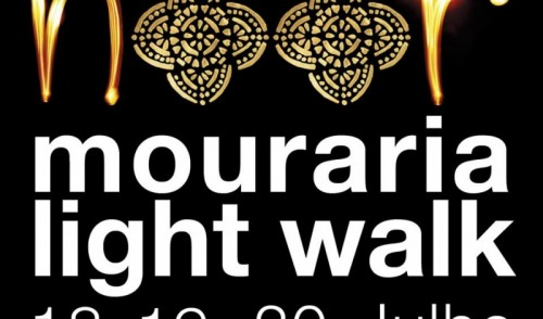 Mouraria Light Walk    18th – 20 July