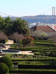 Ajuda´s Botanical Garden