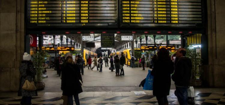 São Bento Railway Station, Estação de São Bento