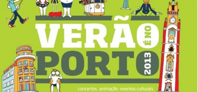 Summer 2013 in Oporto
