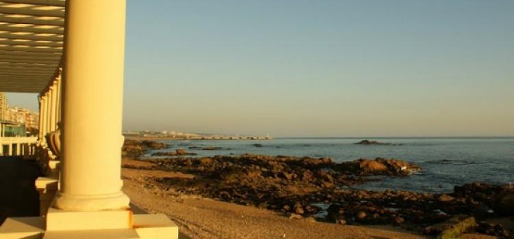 A Praia do Molhe