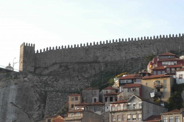 muralhas do Porto