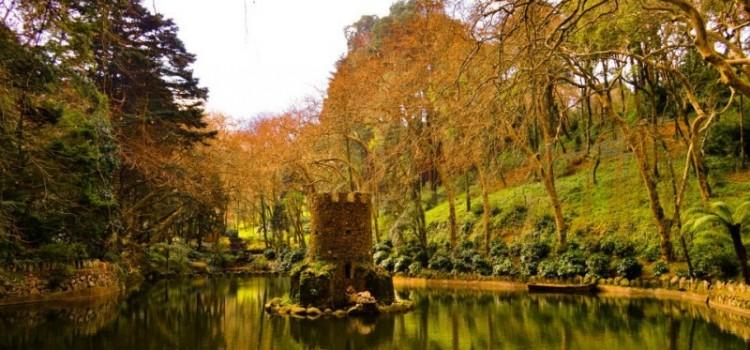 Sintra's romantic famous figures