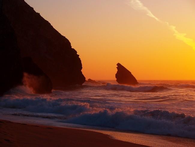 Adraga-Beach