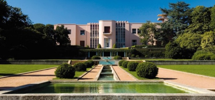 Serralves House and Museum, in Oporto