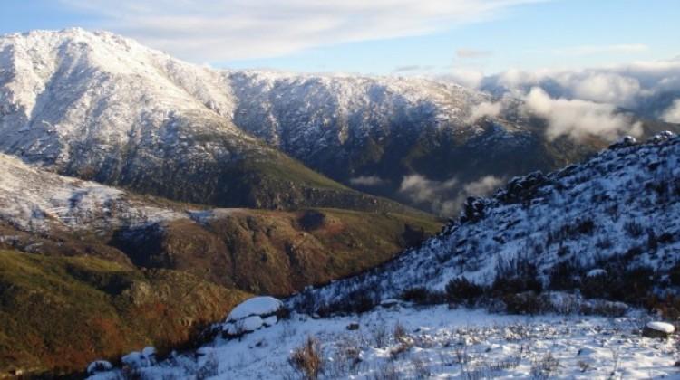 Serra da Estrela, Portugal´s highest mountain