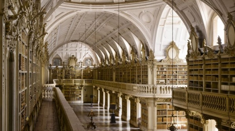 Famous Portuguese libraries