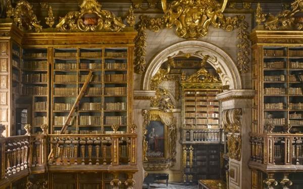 biblioteca-joanina universidade de coimbra eleita pelo telegraph