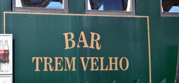 Old Train Bar- Trem Velho