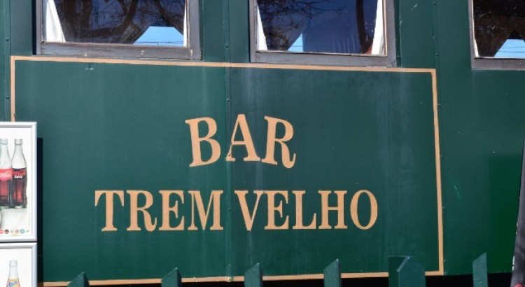 Old Train Bar- Trem Velho