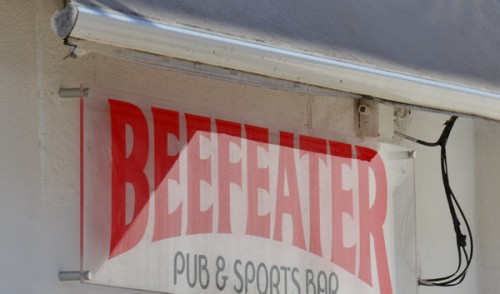 Beefeater Pub and Sports Bar