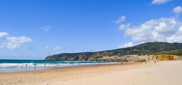 Legend of Guincho Beach