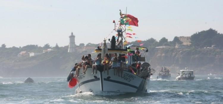 Nossa Senhora Dos Navegantes Procession in  August