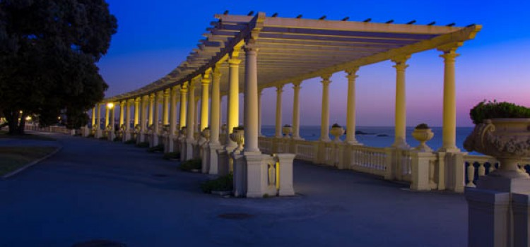 A Foz do Douro..Where the River Douro finds the Atlantic Ocean