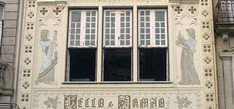 The Famous Bookstore- Lello