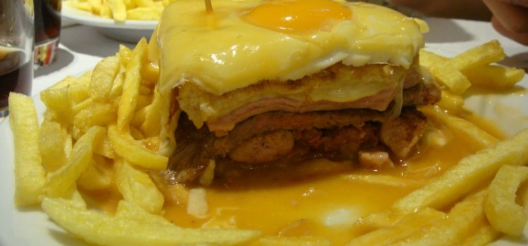 Francesinha – Only in Oporto