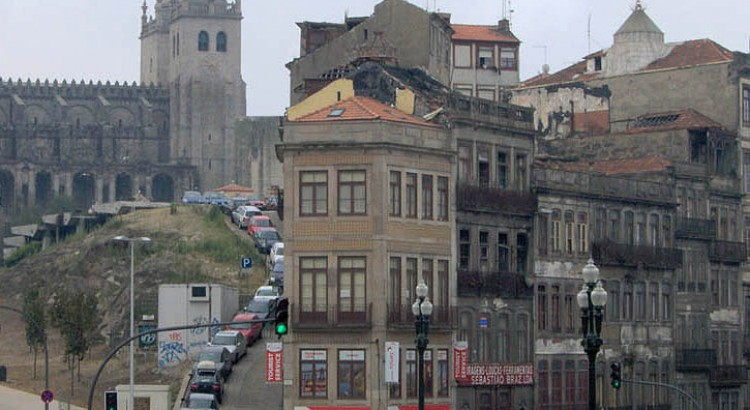 Oporto´s Cathedral
