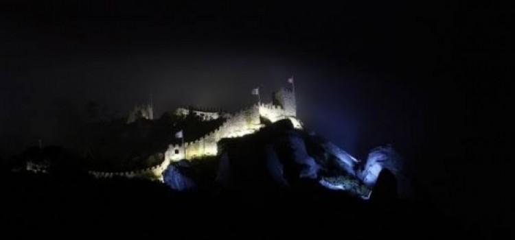 Moorish Castle New Lighting