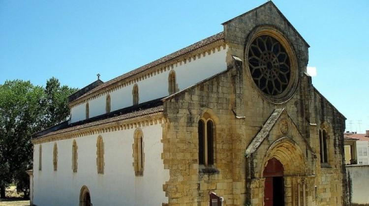 Church of Santa Maria do Olival in Tomar