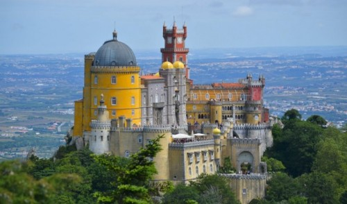 Sintra Village is One Of The Most Romantic Places on Earth