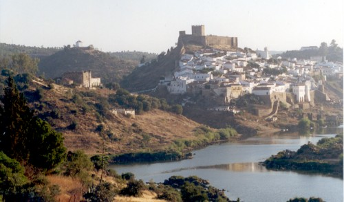 Mértola, The Arabic Town in South Alentejo