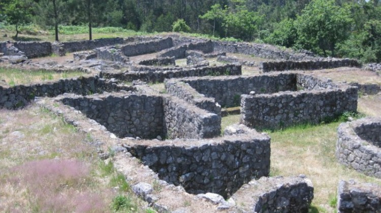 Castro Romariz- Evidences of the Celtic heritage